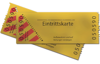 Cinema Ticket 200